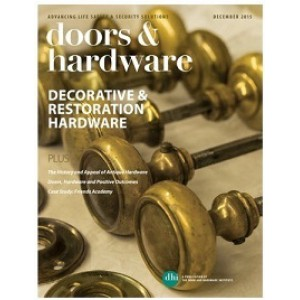 Doors & Hardware (Dec 2015)