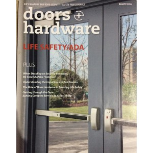 Door & Hardware (Aug 2016)