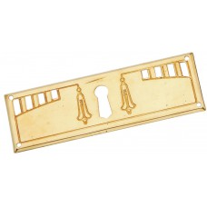 Brass Keyhole [GMA-2430]