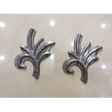Stamped Steel leaves [GH-106]