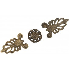 Brass Decorative Fitting / Plate / Border [GMA-2313]