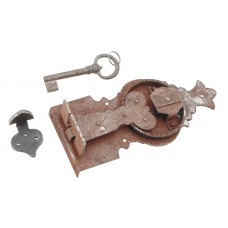Iron Lock & key [GMA-2663]