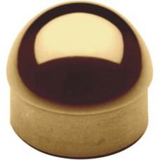 "Brass Rail Fitting 2""OD End Cap [GM-715]"