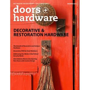 Doors & Hardware (Dec 2016)