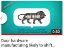 Manufacturing Shift