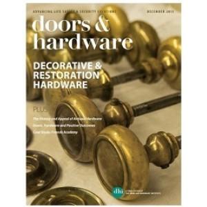 Doors & Hardware (Dec 2015)