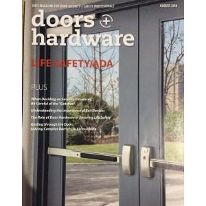 Door & Hardware (Aug 2016)