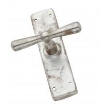 Iron Door Handle Pair [GMA-2513]
