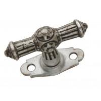 Iron Door Handle Pair [GMA-2528]
