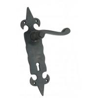 Iron Door Handle Pair [GMA-2741]