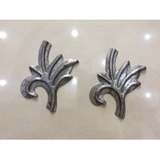 Stamped Steel leaves [GH-106]