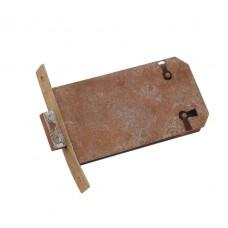 Iron Lock & key [GMA-2646]