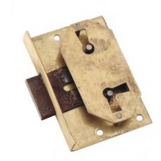 Brass Lock & key [GMA-2652]