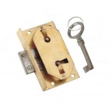 Brass Lock & key [GMA-2653]