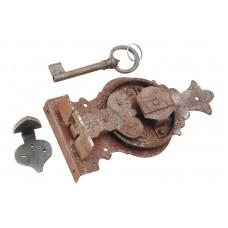 Iron Lock & key [GMA-2659]