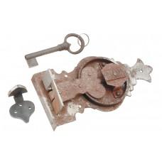 Iron Lock & key [GMA-2660]