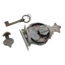 Iron Lock & key [GMA-2661]