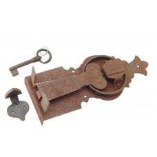 Iron Lock & key [GMA-2662]