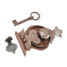 Iron Lock & key [GMA-2664]