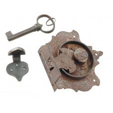 Iron Lock & key [GMA-2665]