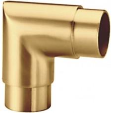 """Brass Rail Elbow 2"""" OD [GM-302]"""