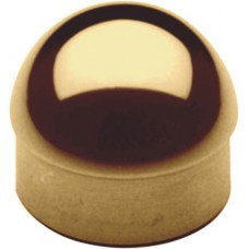 "Brass Rail Fitting 2""OD End Cap [GM-715]"